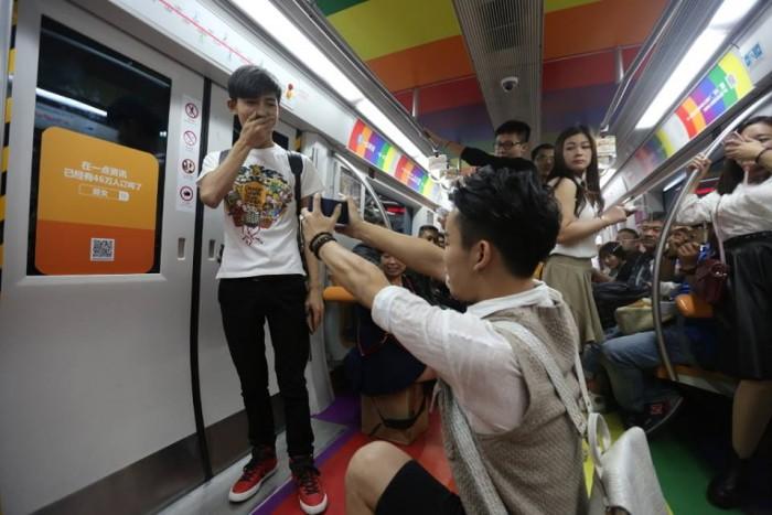 однополые браки в Китае