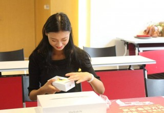 Китайский вуз подарил продукты Apple лучшим студентам в дополнение к стипендии