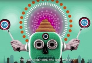 Китайцы сделали психоделическое видео о новой пятилетке