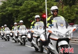 В Китае появилась туристическая полиция