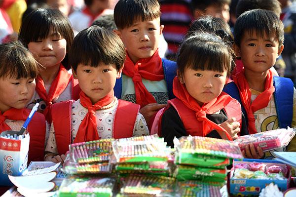бедность в китае