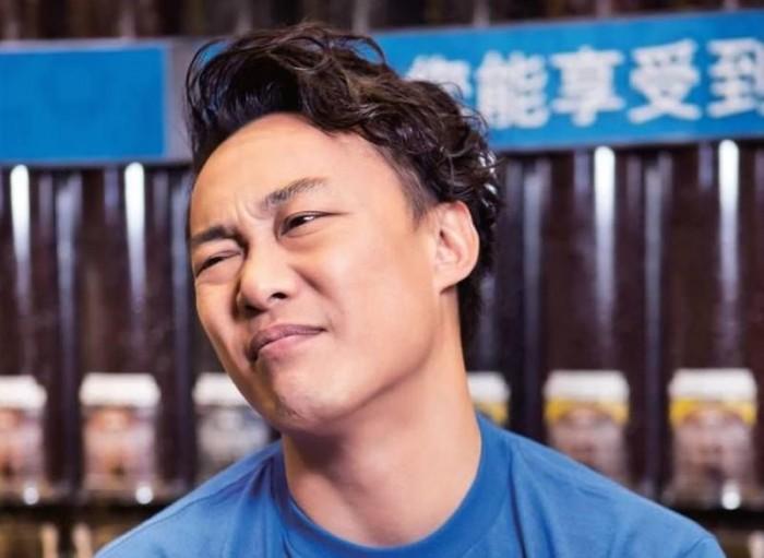 Гонконгский певец Исон Чан (Eason Chan).