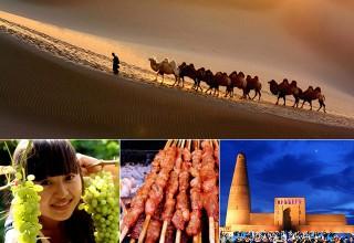 Секреты Синьцзяна: 8 фактов о самом большом регионе Китая