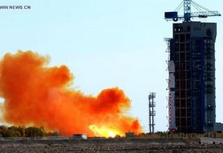 Китай запустил в космос 4 спутника дистанционного зондирования