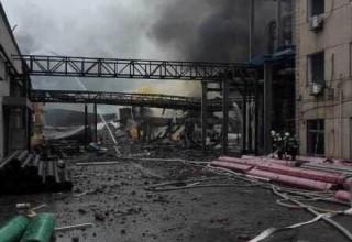 7 человек пострадали при взрыве на химзаводе в провинции Чжэцзян