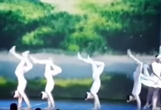 Китайский балет опозорился на гастролях в Тюмени