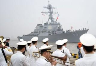 Китай и США проведут совместные военно-морские учения