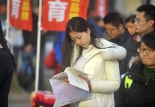 В Китае стартовал ежегодный экзамен на должность госслужащего