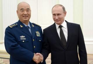 Путин: совместная работа КНР и РФ в военной сфере стабилизирует обстановку в мире