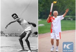В возрасте 103 лет скончался старейший китайский участник Олимпийских игр