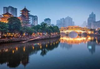 Чэнду признан самым благополучным городом КНР в 2015 году
