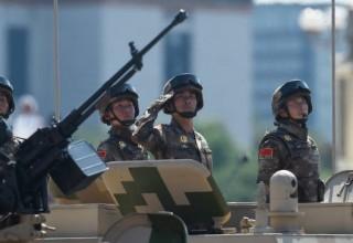 Китай построит первую зарубежную военную базу