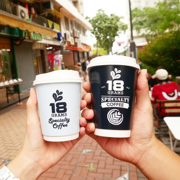 Кофе в Гонконге