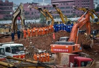 Китай проверит свалки строительного мусора в провинции Гуандун после трагедии в Шэньчжэне