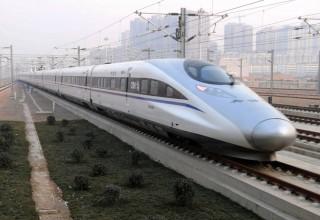 Китай построит скоростную железную дорогу из Синьцзяна в Иран
