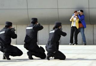 В Китае впервые принят закон о противодействии терроризму