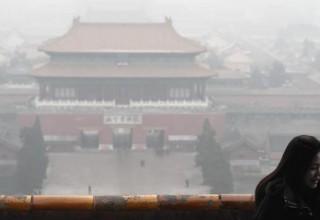 Пекин второй раз в истории объявил наивысший уровень экологической опасности