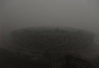 Власти Пекина впервые объявили наивысший уровень экологической опасности