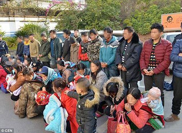 похищенные дети