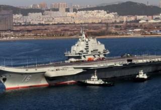 Китай построит второй авианосец по собственным технологиям