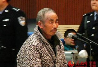 В Китае казнили продавца младенцев
