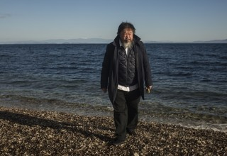 Ай Вэйвэй создаст арт-студию на греческом острове