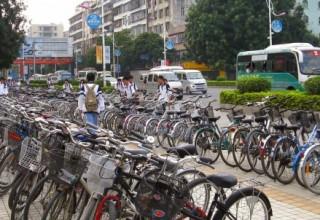 В Пекине запустили систему регистрации велосипедов для борьбы с кражами