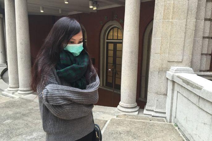 похолодание в Гонконге