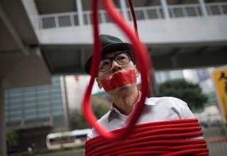 Пропавший оппозиционный книгоиздатель из Гонконга появился на китайском телевидении