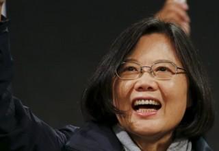 Китайские интернет-цензоры удаляют записи о новом президенте Тайваня