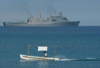 Китай обвинил США в нарушении водных границ страны