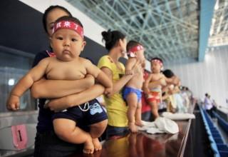 Китай ждет значительный рост рождаемости в 2016 году