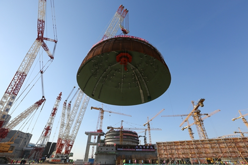 атомная энергетика Китая