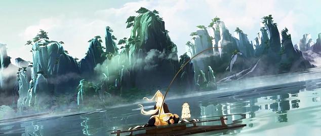 китайские мультфильмы