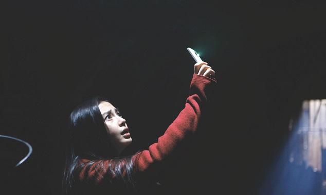 Angelababy в фильме Фрута Чана «Kill Time».