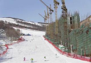 Олимпийские объекты в Китае будут закончены за 2 года до начала Игр