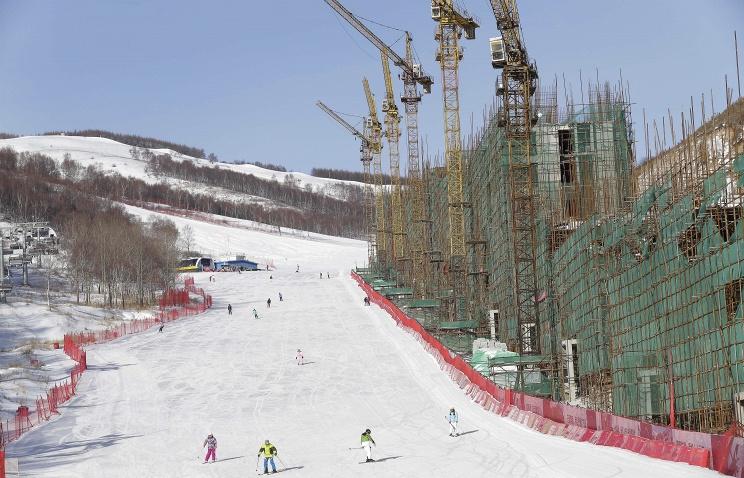 Олимпиада Пекин 2022