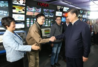 Си Цзиньпин призвал китайские СМИ «позитивно» освещать события