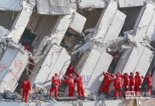 Число жертв землетрясения на Тайване возросло до 38 человек