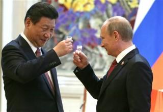 Путин в этом году совершит визит в Китай
