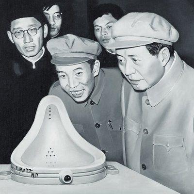 оппозиционная выставка в гонконге, выставка в гонконге, художники-диссиденты Китая, современное искусство китая, китайское современное искусство
