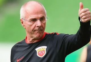Эрикссон: Китай вскоре может стать чемпионом мира по футболу