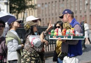 В 2015 году китайские туристы потратили в Москве $1 млрд