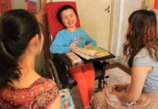 В центральном Китае дети-инвалиды получат бесплатное образование на дому
