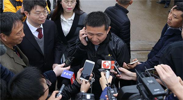 Чэнь Мань после выхода на свободу