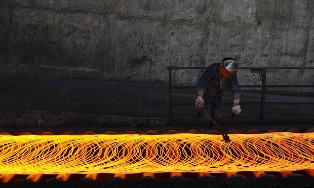 увольнение рабочих в китае, сталелитейная промышленность китая