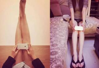 Колени размера iPhone 6: новые нормы красоты среди китаянок
