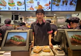 В Тибете открылся первый ресторан сети KFC