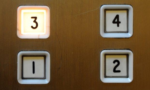 смерть в лифте