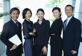 Инфографика: Гонконг среди лидеров по доле молодых предпринимателей